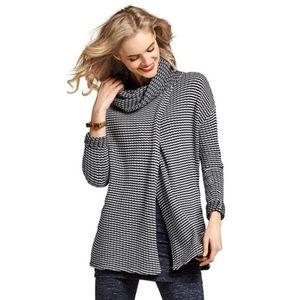 cabi | Fergie Split Turtleneck Sweater XS